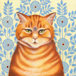 Db-ginger-kitch-cat-original-painting