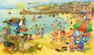 Db-seaside-day-trip-original-painting