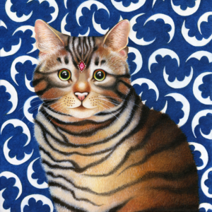 Db-tabby-kitch-cat-original-painting